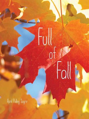 cover image of Full of Fall
