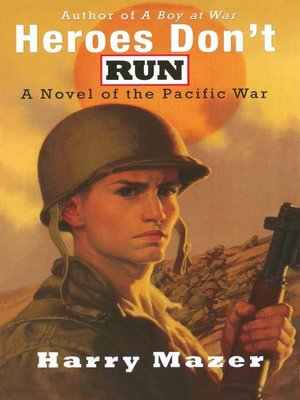 cover image of Heroes Don't Run