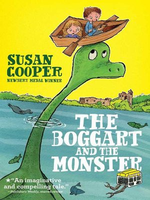 cover image of The Boggart and the Monster