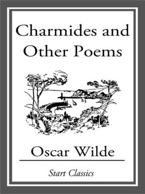 cover image of Charmides and Other Poems