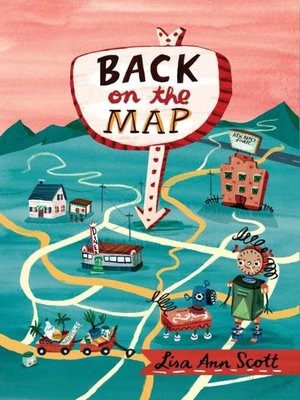 cover image of Back on the Map