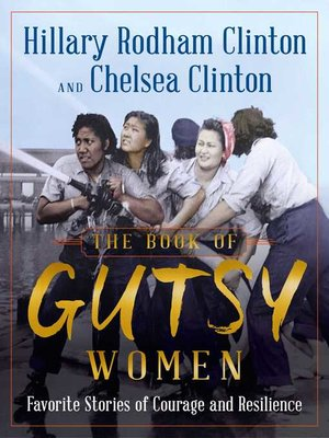 cover image of The Book of Gutsy Women