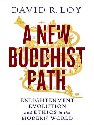 cover image of A New Buddhist Path