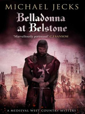 cover image of Belladonna at Belstone