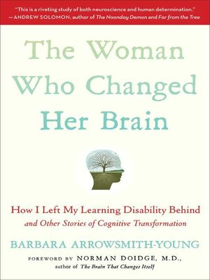 cover image of The Woman Who Changed Her Brain