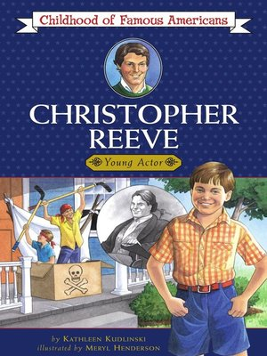 cover image of Christopher Reeve