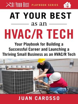cover image of At Your Best as an HVAC/R Tech