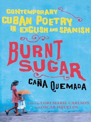 cover image of Burnt Sugar Cana Quemada