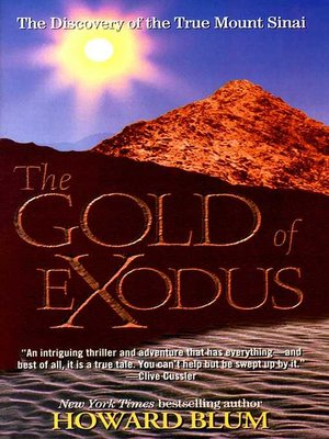 cover image of The Gold of Exodus