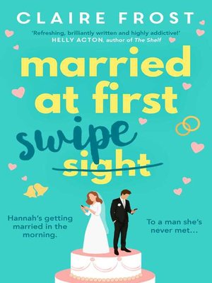cover image of Married at First Swipe