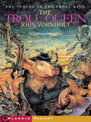 cover image of The Troll Queen