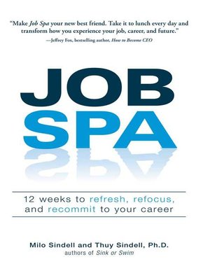 cover image of Job Spa
