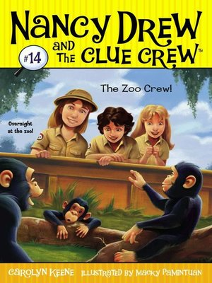 cover image of The Zoo Crew
