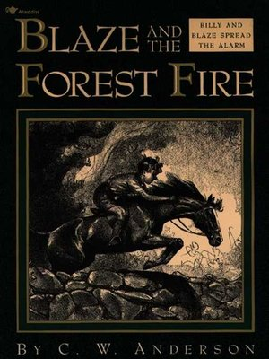 cover image of Blaze and the Forest Fire