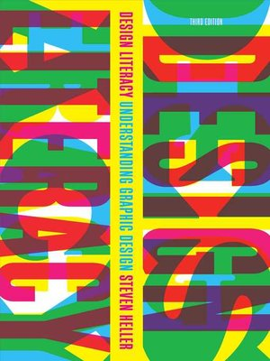 cover image of Design Literacy