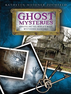 cover image of Ghost Mysteries