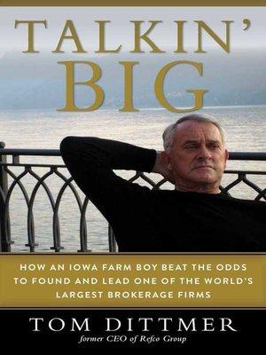 cover image of Talkin' Big