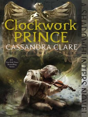 cover image of Clockwork Prince