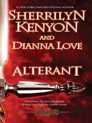 cover image of Alterant