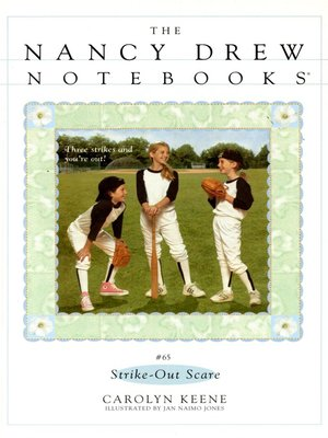 cover image of Strike-Out Scare