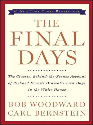 cover image of The Final Days
