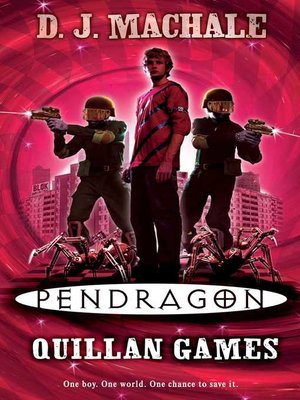 cover image of Quillan Games