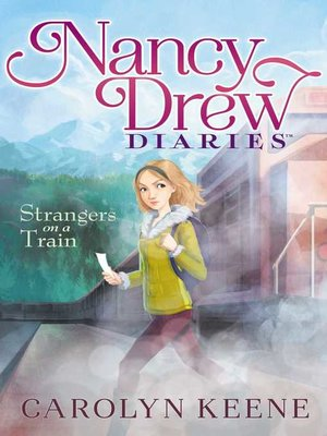 cover image of Strangers on a Train