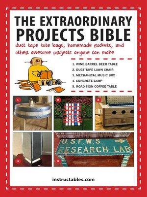 cover image of The Extraordinary Projects Bible