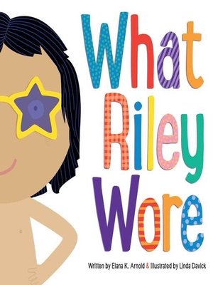cover image of What Riley Wore