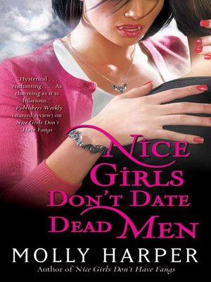 cover image of Nice Girls Don't Date Dead Men