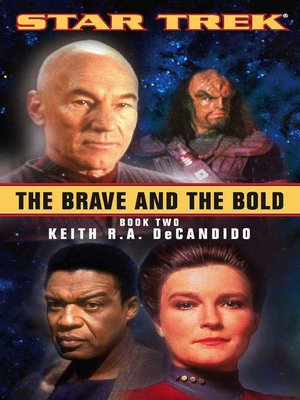 cover image of The Brave and the Bold, Book 2