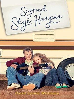 cover image of Signed, Skye Harper