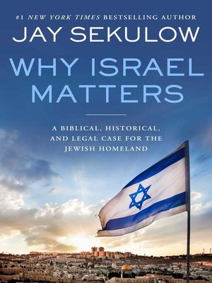 cover image of Why Israel Matters