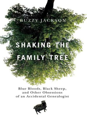 cover image of Shaking the Family Tree