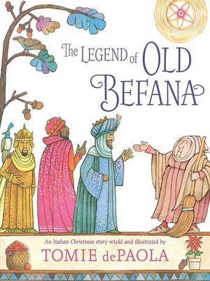 cover image of The Legend of Old Befana