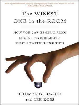 cover image of The Wisest One in the Room