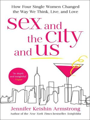 cover image of Sex and the City and Us