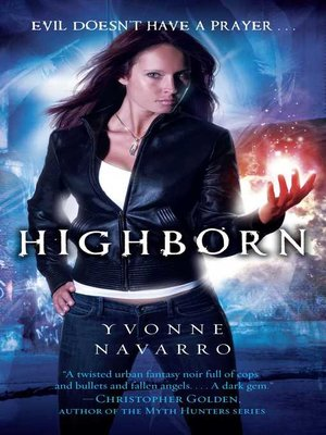 cover image of Highborn