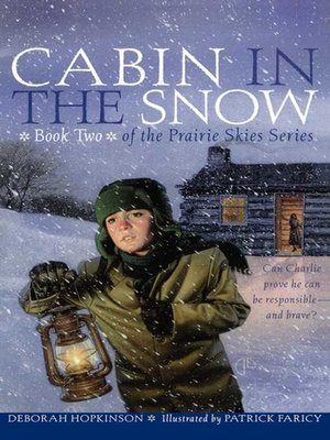 cover image of Cabin in the Snow