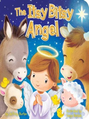 cover image of The Itsy Bitsy Angel