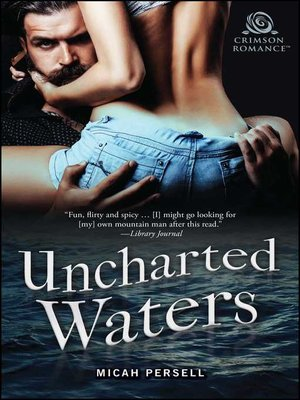 cover image of Uncharted Waters