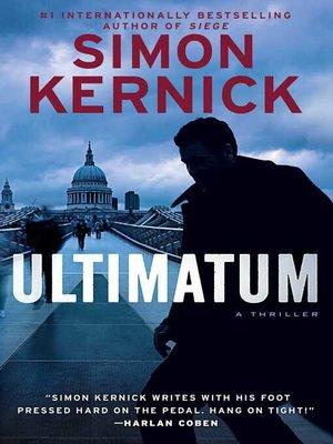 cover image of Ultimatum