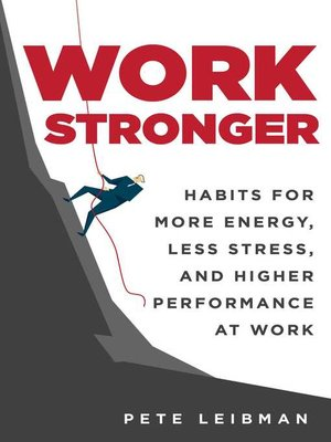 cover image of Work Stronger