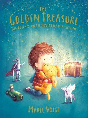 cover image of The Golden Treasure