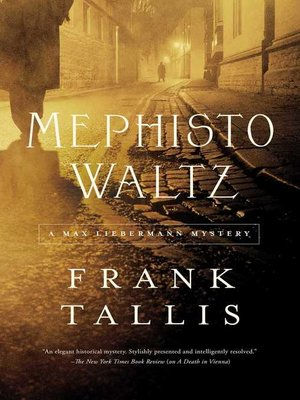 cover image of Mephisto Waltz