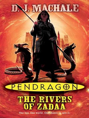 cover image of The Rivers of Zadaa