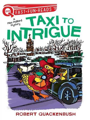 cover image of Taxi to Intrigue