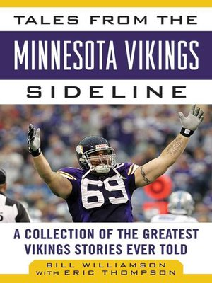 cover image of Tales from the Minnesota Vikings Sideline