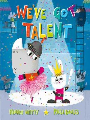 cover image of We've Got Talent