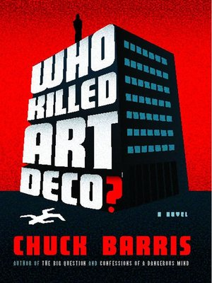 cover image of Who Killed Art Deco?